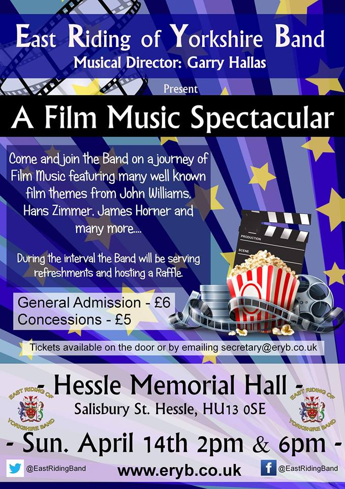 A Film Music Spectacular -